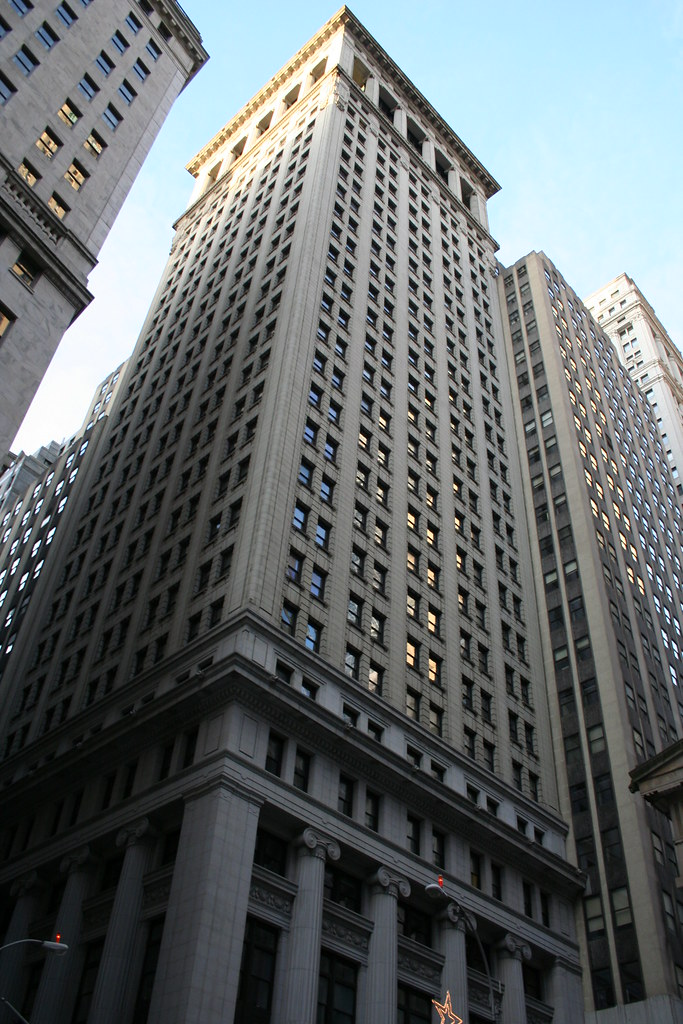 14 Wall Street Building