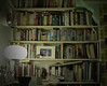 Day 46 (tekstur) Tags: me make person days pinhole to 100 bookshelves better clutter a 100daystomakemeabetterpersonproject