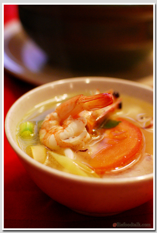 Maa Roy Clear Soup Tom Yam 3