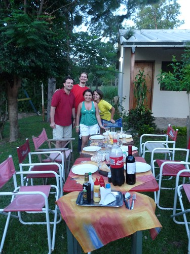 Heilig Abend in San Bernadino
