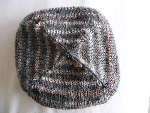 Turn-a-Square Hat