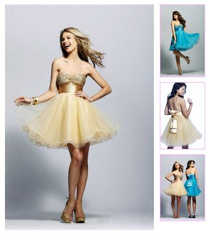 Prom dress9031