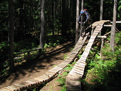 north shore mtb skills
