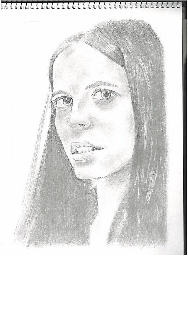 Eva Green sketch