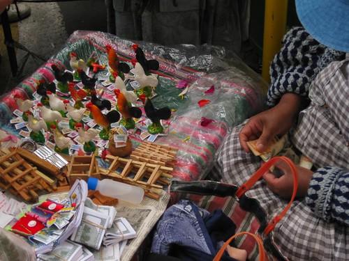 Alasitas - Bolivian holiday of abundance
