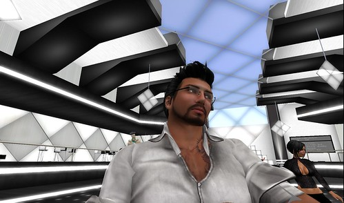 carlos kirshner of agape club in second life