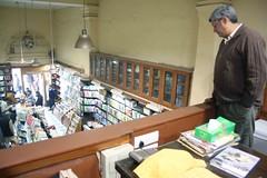 Mission Delhi  Rakesh Chandra, Connaught Place (Mayank Austen Soofi) Tags: new book delhi bookstore mission depot bookshop chandra rakesh walla