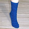 Formula Toe Up Sock (Lattice)