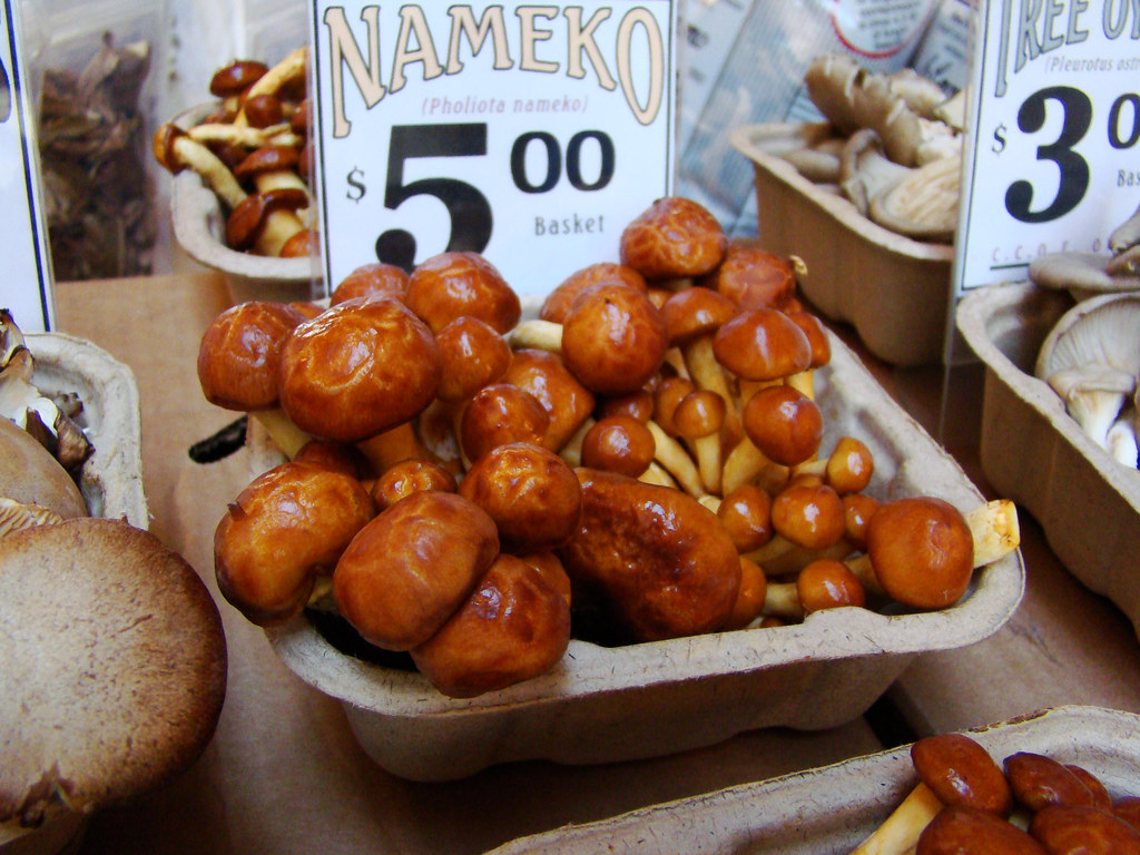 DSC03134 Nameko Mushroom $5