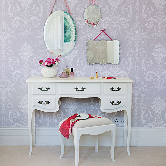 Vanity & Mirrors from Deco Fabulous