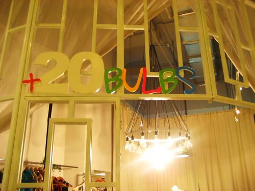 +20 Bulbs