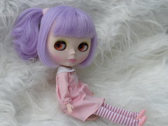 Simply Lilac new makeup and eyechips
