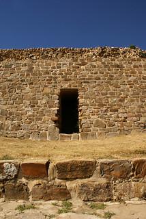 puerta zapoteca