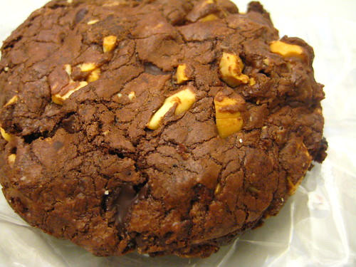 Chocolate Chunker Cookie