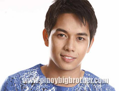 Johan Santos - PBB Double Up Housemates pics