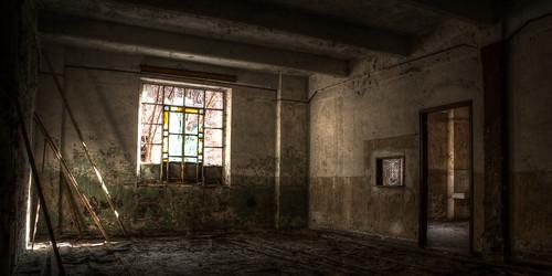 Abandoned barracks #14