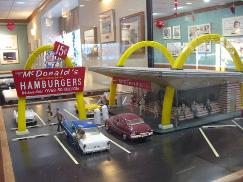mcdonald s scor model This statistic shows mcdonald's annual revenue worldwide from 2005 to 2017 in billion us dollars in 2017, mcdonald's  scores of mcdonald's.
