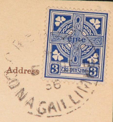 Ireland Postage Stamp