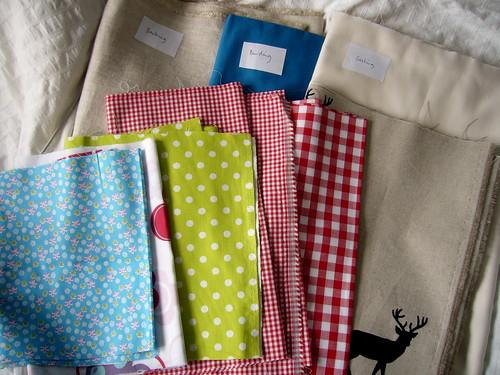 a quilt for gritt - fabrics.