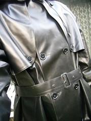 SBR Mackintosh (lulax40) Tags: rubber mackintosh sbr gummimantel rubberist rubberraingear