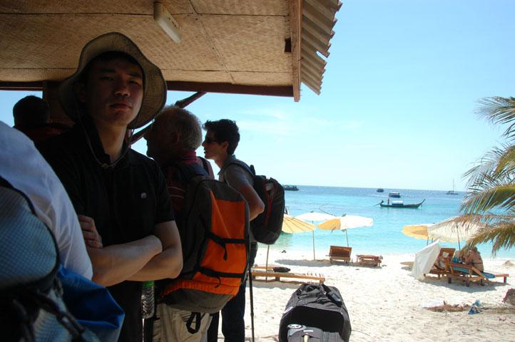 Immigration at Koh Lipe
