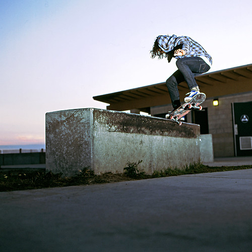 Chris Weigele Switch Front Crook Huntington Ledge Film