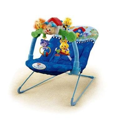 Fisher Price Laugh Learn Bouncers