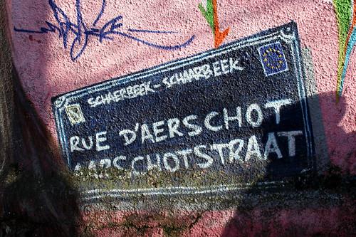 RUE D'AERSCHOT BRUXELLES 1030