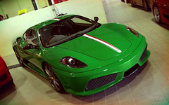 430 Scuderia in Green (anType) Tags: italy verde green sports car italian asia ferrari exotic malaysia kualalumpur luxury coupe scuderia supercar v8 sportscar f430 430 nazaworld nazaitalia