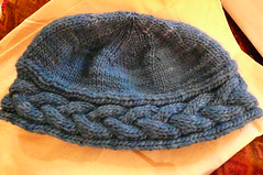 Coronet Cable Hat