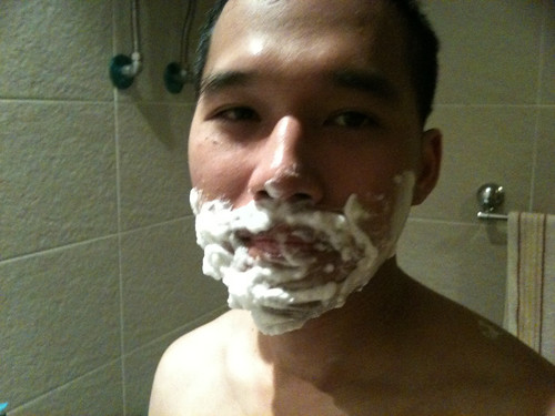 shave is hard