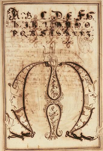 010-Opera dianto nella quale vedrete molte caratteri di lettere - Antonio Schiratti – 1600-1615