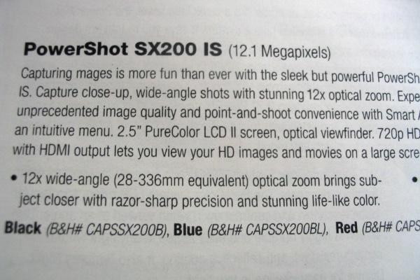 Canon Typo