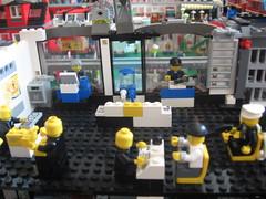IMG_0607 (jth781) Tags: city station town lego police criminal prisoner brickarms
