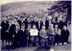 Image titled Govan High class 1B, Lochgoilhead, May 1937.
