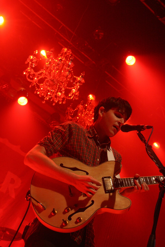 Vampire Weekend ::: Ogden Theatre ::: 03.19.10