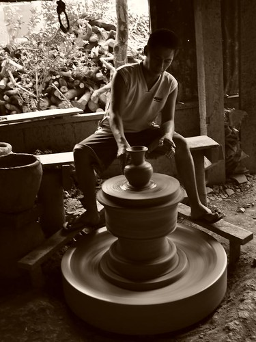 Pottery Making, Vigan
