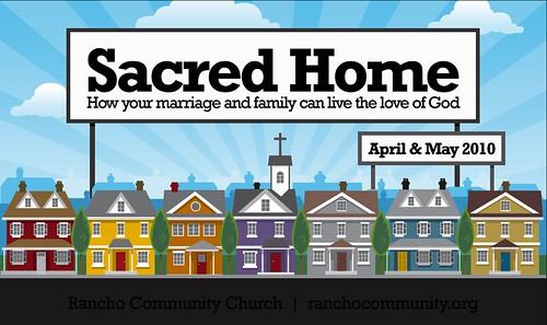Sacred Home Teaching Series