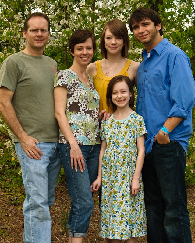 Day 177: Family at Easter