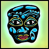 """African Mask • <a style=""""font-size:0.8em;"""" href=""""http://www.flickr.com/photos/38731014@N00/4497734358/"""" target=""""_blank"""">View on Flickr</a>"""