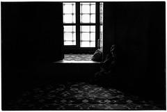 prayer (Tran H Long) Tags: trip bw film rollei turkey 50mm visit istanbul mosque journey fujifilm neopan400 agfa rodinal sultanahmet 2010 leicam2 r09 zeissplanar50mmf20 planar502zm aavsp