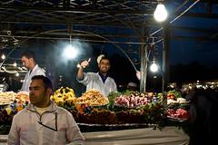 (Gonalo_Ferreira) Tags: travel food morocco maroc marrakech djemaaelfna