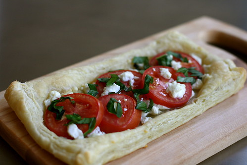 tomato & goat cheese