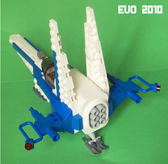 (AlterEvo) Tags: star fighter ship lego space spaceship evo starship moc starfighter