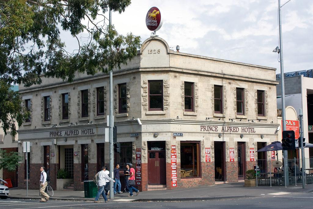 Prince Alfred Hotel, Carlton, Victoria Australia