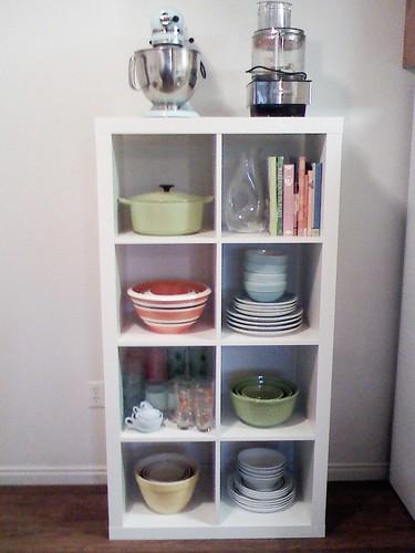 malia's shelf