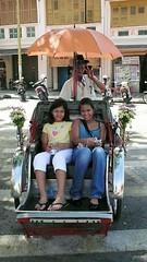 Trishaw, Penang