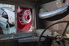 McLeans Bus (Kim Kurtz) Tags: photoshop junkyard scrapyard grips mcleans cs5 kimkurcz mcleansautowreckers milesofjunk eyecandyeverywhere