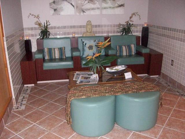 Relaxation Lounge -- Mandara (Portofino Bay) by WorryFreeDisney