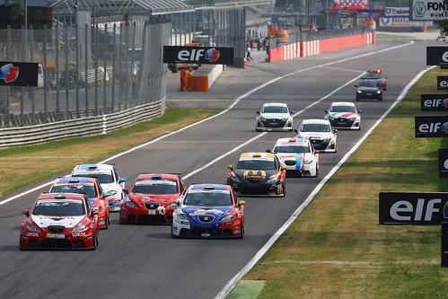 European Production Series Monza